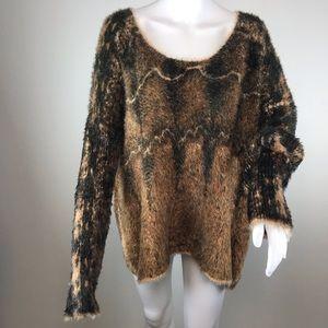 Alberto Makali beautiful soft long Sweater